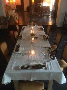 Catering Chef Léon uit Veghel Tafel Diner